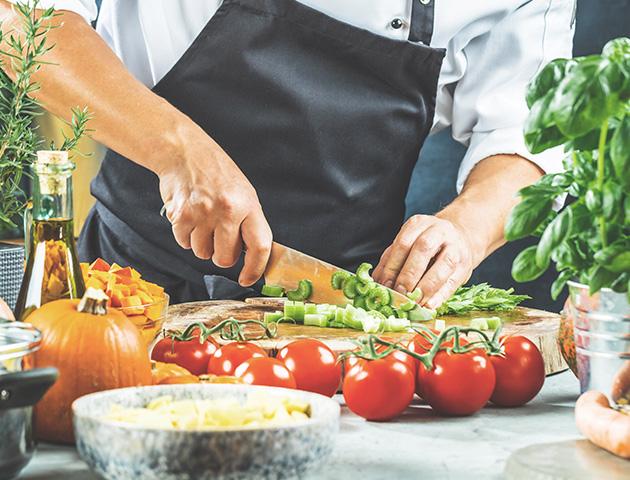 Grossista di frutta e verdura per ristorazione - Esperides srl