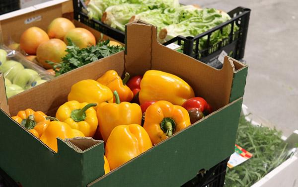 Ingrosso frutta e verdura Convenzionale